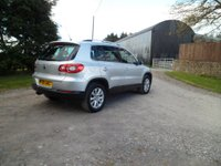 USED 2009 09 VOLKSWAGEN TIGUAN 2.0 SE TDI 5d 138 BHP FULL SERVICE HISTORY. NEW TIMING BELT. FANTASTIC CONDITION