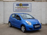 USED 2011 61 SUZUKI ALTO 1.0 SZ2 5d 68 BHP LOW INSURANCE IDEAL FIRST CAR