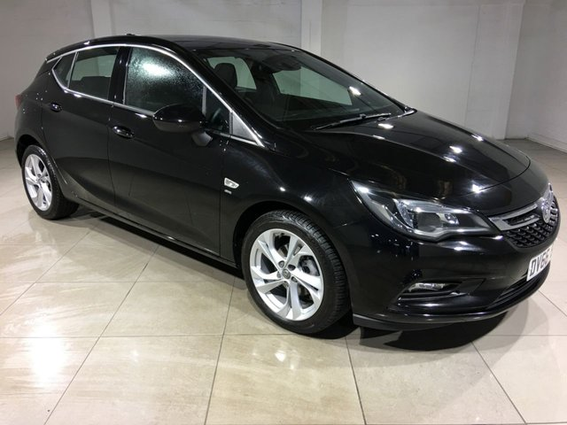 View our 2016 66 VAUXHALL ASTRA 1.6 SRI NAV CDTI 5d 108 BHP