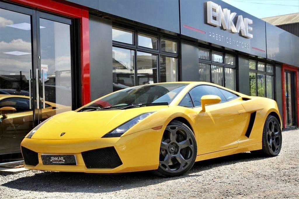 2004 Lamborghini Gallardo V10 Coupe £66,995