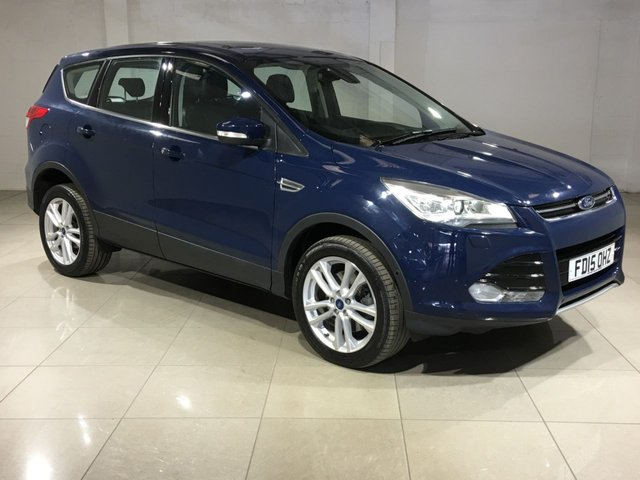 View our 2015 15 FORD KUGA 2.0 TITANIUM X TDCI 5d AUTO 177 BHP