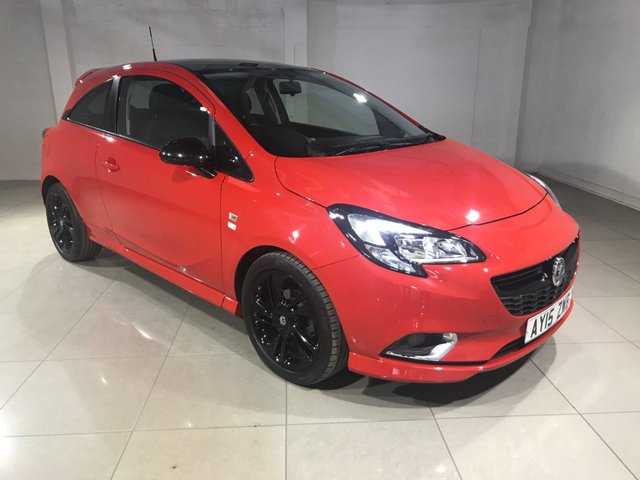 View our 2015 15 VAUXHALL CORSA 1.4 LIMITED EDITION 3d 89 BHP
