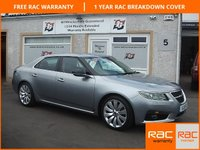 USED 2011 11 SAAB 9-5 2.0 AERO 4d 220 BHP Fully Loaded with Features