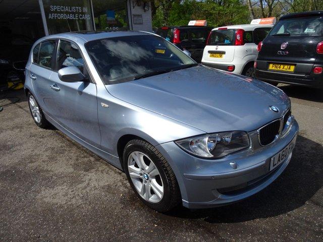2010 60 BMW 1 SERIES 2.0 120D SE 5d AUTOMATIC 174 BHP