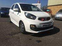 2015 KIA PICANTO 1.0 VR7 5d 68 BHP £5195.00
