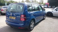 USED 2008 08 VOLKSWAGEN TOURAN 2.0 SE TDI 5d 138 BHP 1 OWNER FROM NEW, FULL SERVICE
