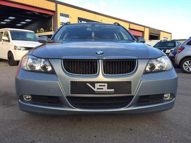 2006 06 BMW 3 SERIES 2.0 320I SE 5d 148 BHP