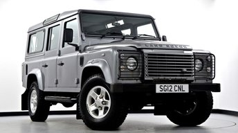 2012 LAND ROVER DEFENDER 110