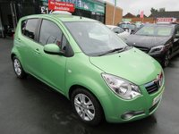 USED 2012 12 VAUXHALL AGILA 1.2 SE 5d 93 BHP JUST ARRIVED TEST DRIVE TODAY
