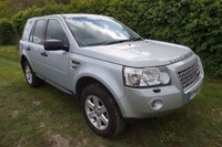 USED 2009 58 LAND ROVER FREELANDER 2.2 TD4 GS 5d 159 BHP,ONE LADY OWNER,FULL MARSHALLS SERVICE HISTORY