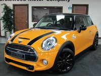 USED 2015 15 MINI HATCH COOPER 2.0 COOPER S 3d 189 BHP
