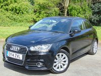 USED 2014 14 AUDI A1 1.6 TDI SPORT 3d  ECONOMICAL FAMILY CAR FREE OF ROAD TAX