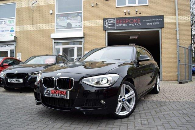 2014 14 BMW 1 SERIES 116D M SPORT 2.0 3d 116 BHP HATCHBACK