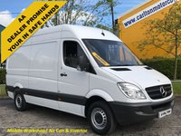 2012 MERCEDES-BENZ SPRINTER 316 CDI 163 Mwb High Roof [ Mobile Workshop ] van Low Mileage Free UK Delivery   £11950.00