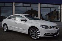 2014 VOLKSWAGEN CC 2.0 GT TDI BLUEMOTION TECHNOLOGY DSG 4d AUTO 138 BHP £14750.00