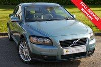 2008 VOLVO C30 1.8 SE 3d 124 BHP £4495.00