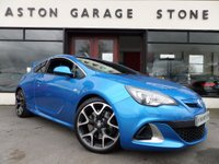 USED 2014 14 VAUXHALL ASTRA GTC 2.0 VXR 3d 276 BHP **FULL LEATHER VXR SEATS** ** FULL SERVICE HISTORY **
