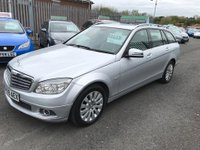 2009 MERCEDES-BENZ C-CLASS 2.1 C220 CDI BLUEEFFICIENCY ELEGANCE 5d 170 BHP £5395.00