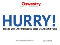 USED 2009 59 MERCEDES-BENZ C-CLASS 2.1 C220 CDI BLUEEFFICIENCY ELEGANCE 5d 170 BHP