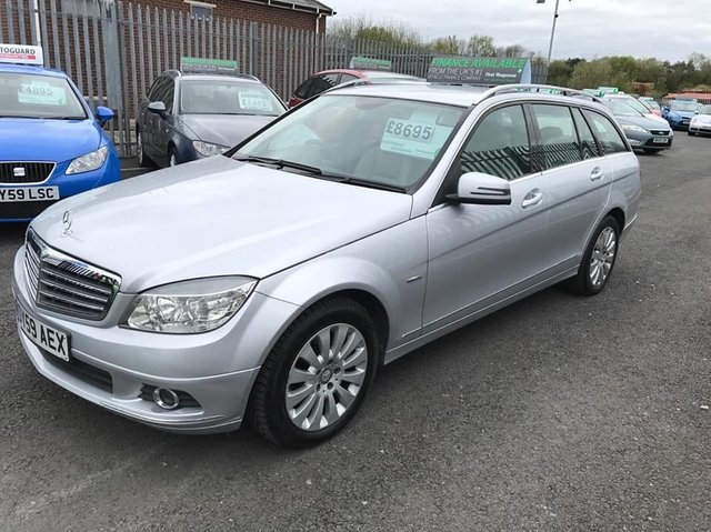 Mercedes-Benz C-Class C220 CDI Blueefficiency Elegance