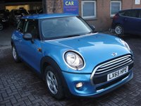 USED 2015 65 MINI HATCH ONE 1.2 ONE 3d 101 BHP