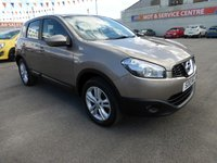USED 2010 10 NISSAN QASHQAI 1.5 ACENTA DCI 5d 105 BHP GOOD OR BAD CREDIT HISTORY * DON'T WORRY * WE CAN HELP * APPLY NOW *
