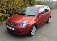 USED 2007 57 FORD FIESTA 1.4 ZETEC CLIMATE TDCI 5d 68 BHP - STUNNING CONDITION