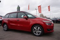 USED 2014 14 CITROEN C4 PICASSO 1.6 GRAND E-HDI AIRDREAM EXCLUSIVE ETG6 5d AUTO 113 BHP One lady owner/ Satellite Navigation/ Reversing camera