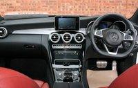 USED 2014 64 MERCEDES-BENZ C-CLASS 2.1 C220 BLUETEC AMG LINE PREMIUM 4d AUTO 170 BHP