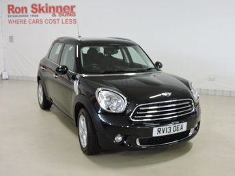 2013 MINI COUNTRYMAN}