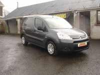 2015 CITROEN BERLINGO 1.6 625 ENTERPRISE HDI 3 SEATER £7950.00