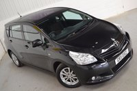 USED 2011 11 TOYOTA VERSO 2.0 TR D-4D 5d 125 BHP