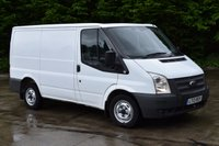 USED 2013 13 FORD TRANSIT 2.2 280  5d AIR CON 125 BHP EURO 5 SWB FWD LOW ROOF TDCI DIESEL PANEL VAN