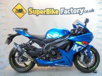 USED 2015 15 SUZUKI GSXR600 MOTO GP L5 GOOD & BAD CREDIT ACCEPTED, OVER 300+ BIKES