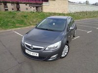 USED 2010 60 VAUXHALL ASTRA 1.6 EXCLUSIV 5d 113 BHP 12 MONTH WARRANTY!!