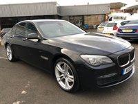2011 BMW 7 SERIES 3.0 730D M SPORT 4d AUTO 242 BHP £13950.00