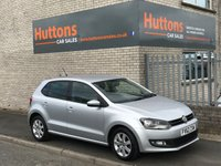 USED 2012 62 VOLKSWAGEN POLO 1.2 MATCH TDI 5d 74 BHP