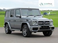 USED 2014 64 MERCEDES-BENZ G-CLASS 5.5 G63 AMG 544 BHP / 463 EDITION