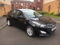 2012 HYUNDAI I30 1.6 ACTIVE CRDI 5d AUTO 109 BHP £7490.00