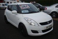 2011 SUZUKI SWIFT 1.2 SZ2 5d 94 BHP £4450.00