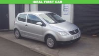 USED 2009 59 VOLKSWAGEN FOX 1.2 URBAN 6V 3d 55 BHP