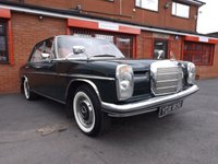 USED 1968 G MERCEDES-BENZ 220 220 4d AUTO 2.2 W115  A CHANCE TO BUY HISTORY