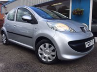 USED 2007 07 PEUGEOT 107 1.0 URBAN 5d 68 BHP LOW MILEAGE! FSH!