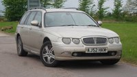 USED 2002 52 ROVER 75 2.0 CLUB SE CDT TOURER 5d 114 BHP PX TO CLEAR DRIVES GOOD