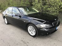 USED 2006 06 BMW 7 SERIES 3.0 730D SE 4d AUTO 228 BHP