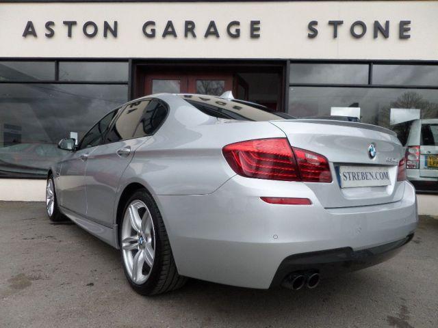 2014 BMW 5 Series 530d M Sport GBP21444