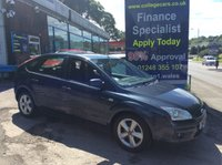 USED 2007 57 FORD FOCUS 1.6 STYLE TDCI 5d 107 BHP,100000 miles FULL 12 MONTHS MOT