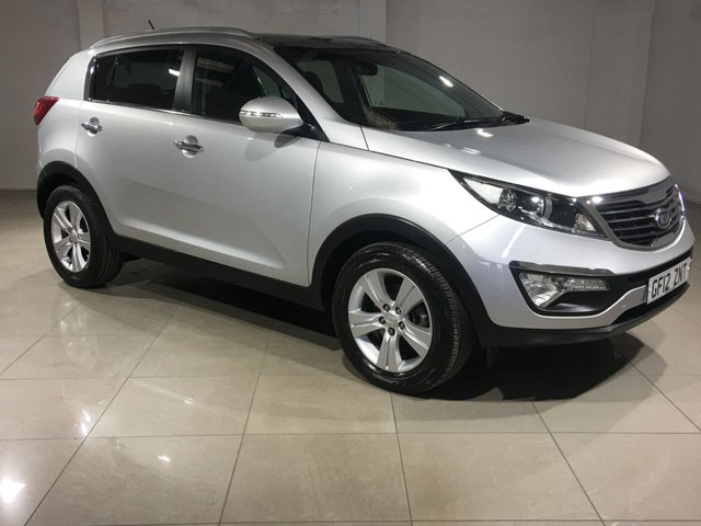 View our 2012 12 KIA SPORTAGE 1.7 CRDI 2 5d 114 BHP