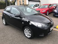 USED 2008 08 MAZDA 2 1.3 TS2 5d 84 BHP PRICE INCLUDES A 6 MONTH AA WARRANTY DEALER CARE EXTENDED GUARANTEE, 1 YEARS MOT AND A OIL & FILTERS SERVICE. 12 MONTHS FREE BREAKDOWN COVER