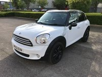 USED 2013 63 MINI COUNTRYMAN 1.6 COOPER D 5d 112 BHP